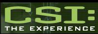 CSI: The Experience logo