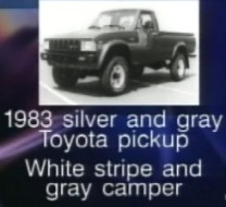 Have you seen this truck?