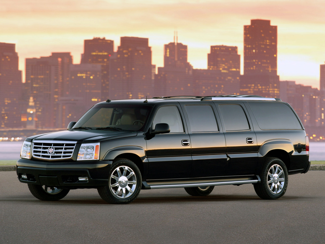 Www Hummer Limousine Car Wallpapers Com Cadillac Escalade Esv