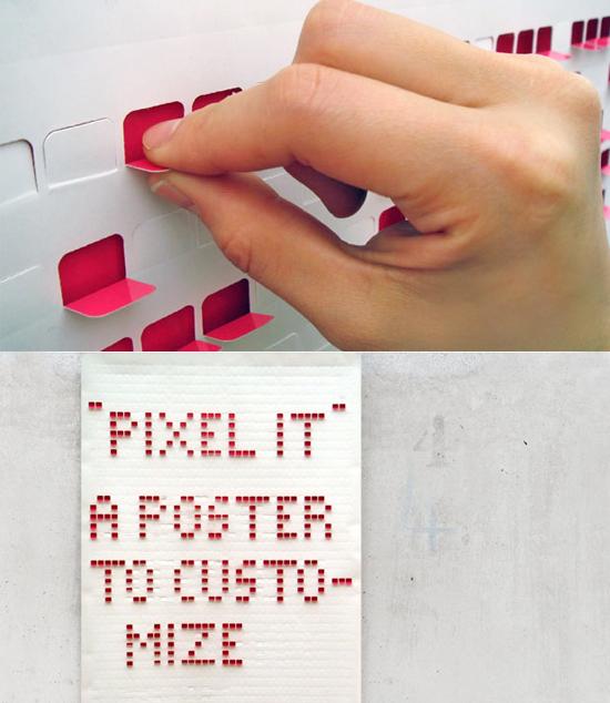 Design Context,: Interactive Poster Designs