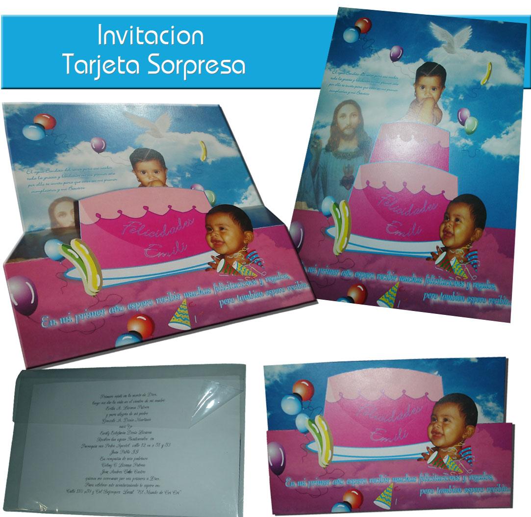 Invitacionesyfotografia Bautizo