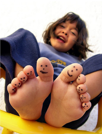 Happy Feet...
