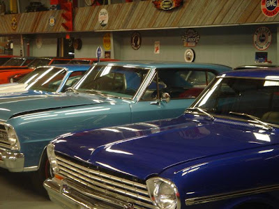 Retro Kimmer S Blog Muscle Car City Hot 1960 Chevys
