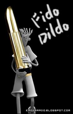 fido dildo, fido dido, seven up, dildo, tenela clara
