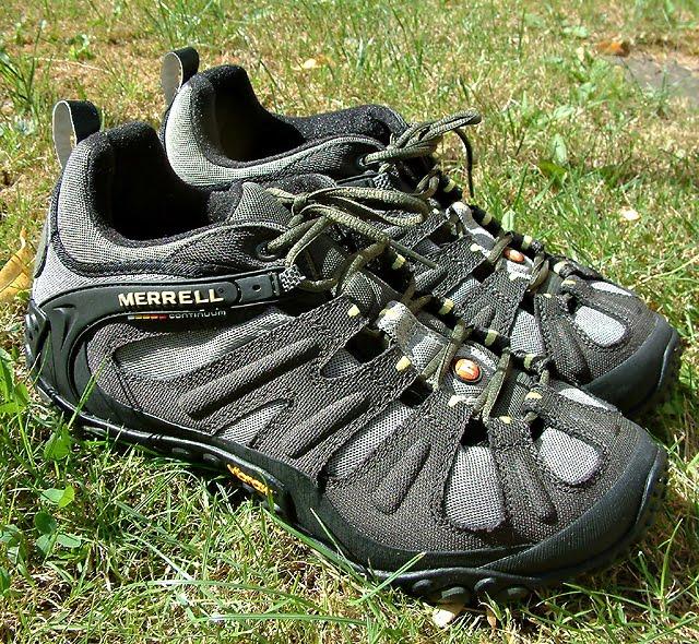 Merrell Chameleon Wrap Slam Men S Hiking Shoes