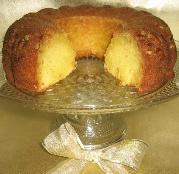 3 Generations Of Southern Recipes: Bacardi Rum Cake