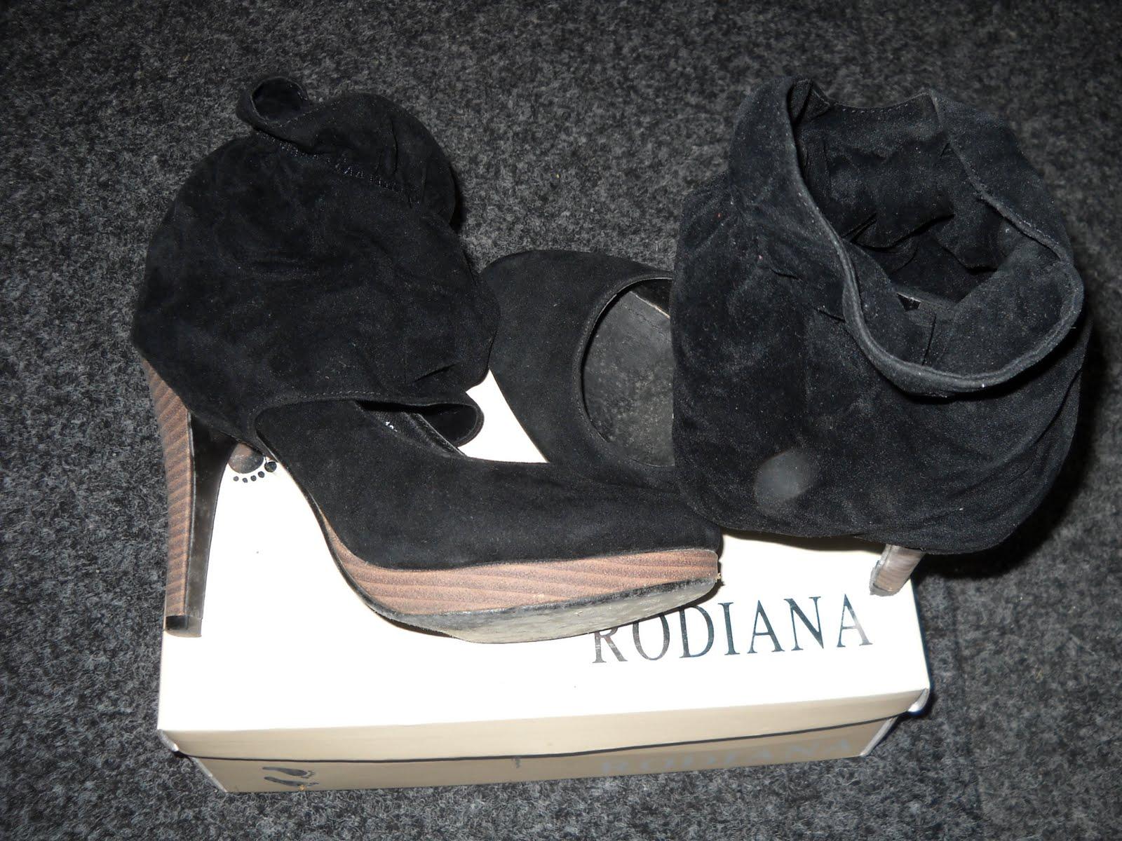 haine la moda si ieftine pantofi negri catifea cu mansete detasabile nr 37. Black Bedroom Furniture Sets. Home Design Ideas