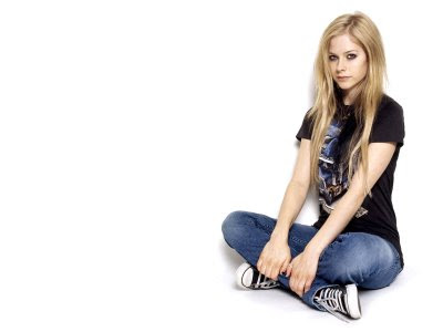 avril lavigne height