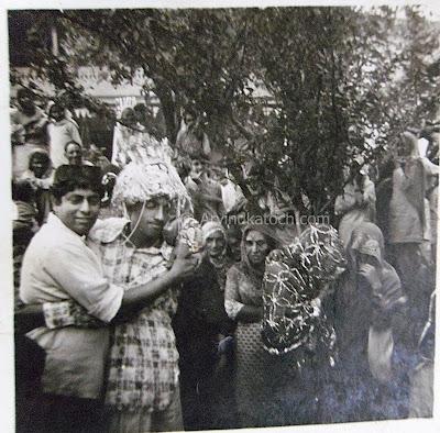 kangana, dori, rasam, Traditional, Himachali, Wedding