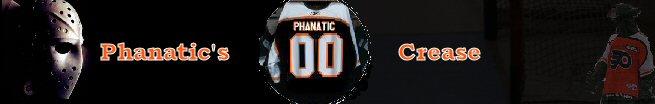 Phanatic's Crease