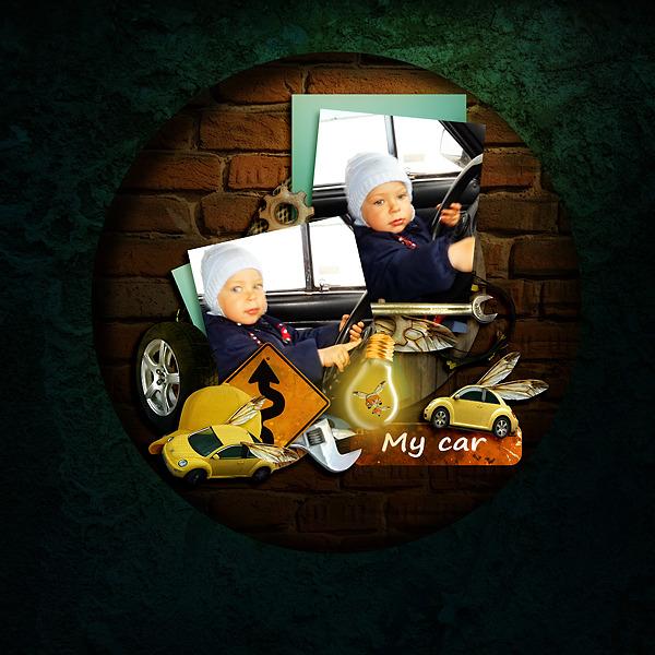 "Kandi Designs: New Kit Of ""My Car"""