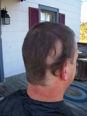 contentment acres home haircut gone wrong pict
