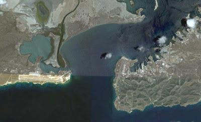image satellite guantanamo