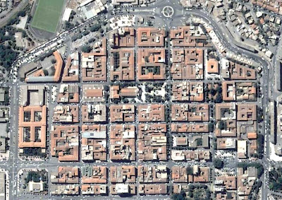photo satellite Centre Setif Algerie