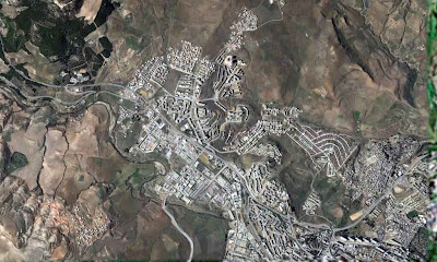 photo satellite constantine Algerie