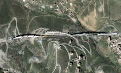 Photo-satellite-Tizi-Ouzou-Algerie