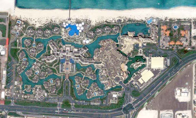 Photo satellite Hotel Dubai