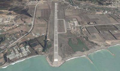 photo satellite bejaia aeroport 2 Algerie