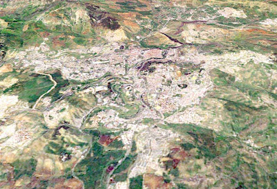 photo satellite constantine Algerie