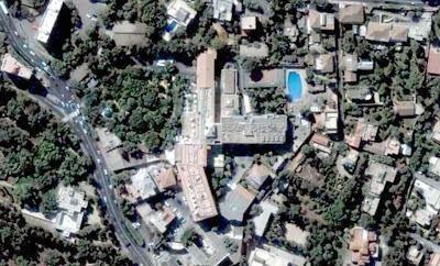 Hotel El-Djazair Alger Algerie