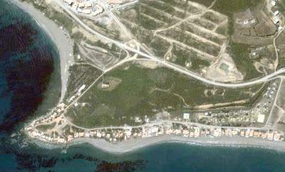 photo satellite Saket bejaia algerie