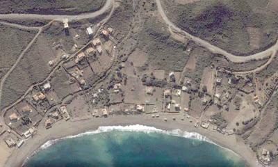 photo satellite boulimat bejaia algerie
