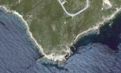 photo satellite Tgerfa bejaia algerie