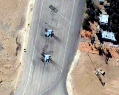 Mig-25 sur la Base aérienne de Ouargla - Algerie