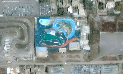 Photo satellite Aqualand Alger