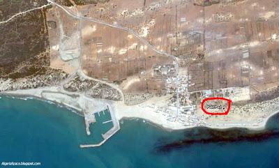 Petit-port Mostaganem Algerie