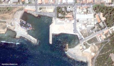 Tipaza Port Algerie