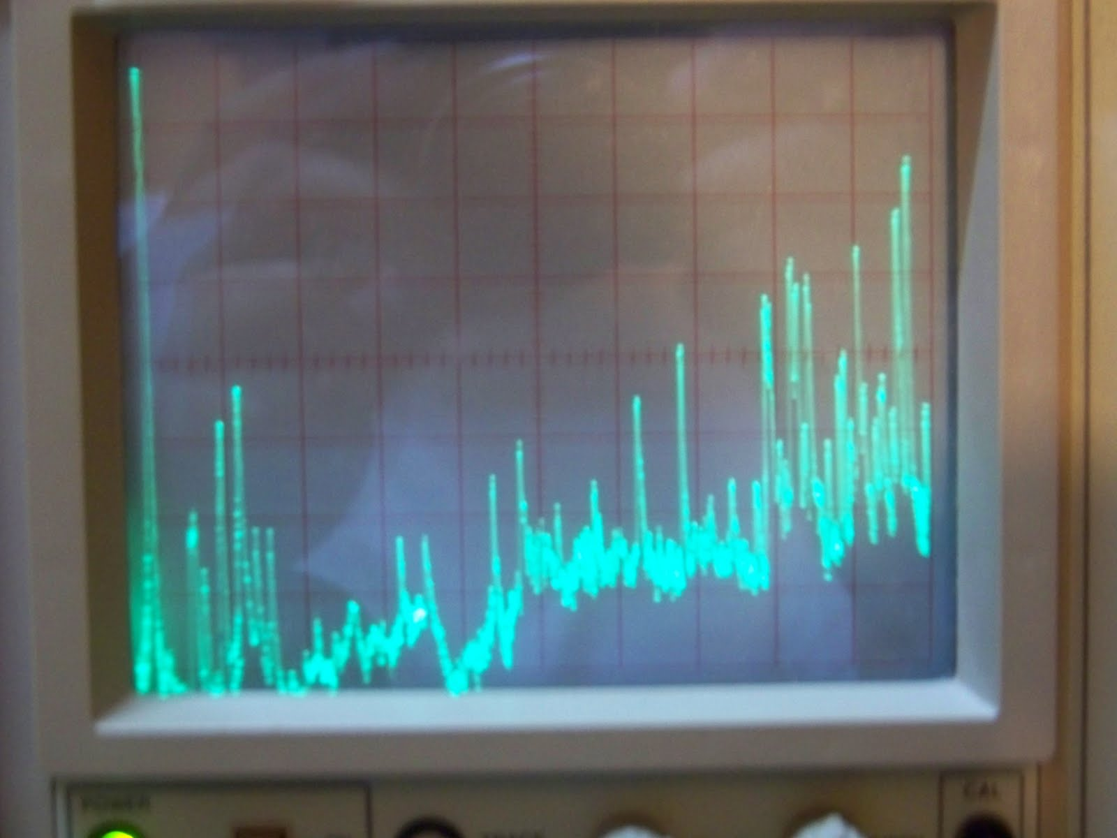 Homebrew Spectrum Analyzer