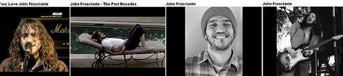 Forum John Frusciante muzyk gitarzysta RHCP Strona Główna