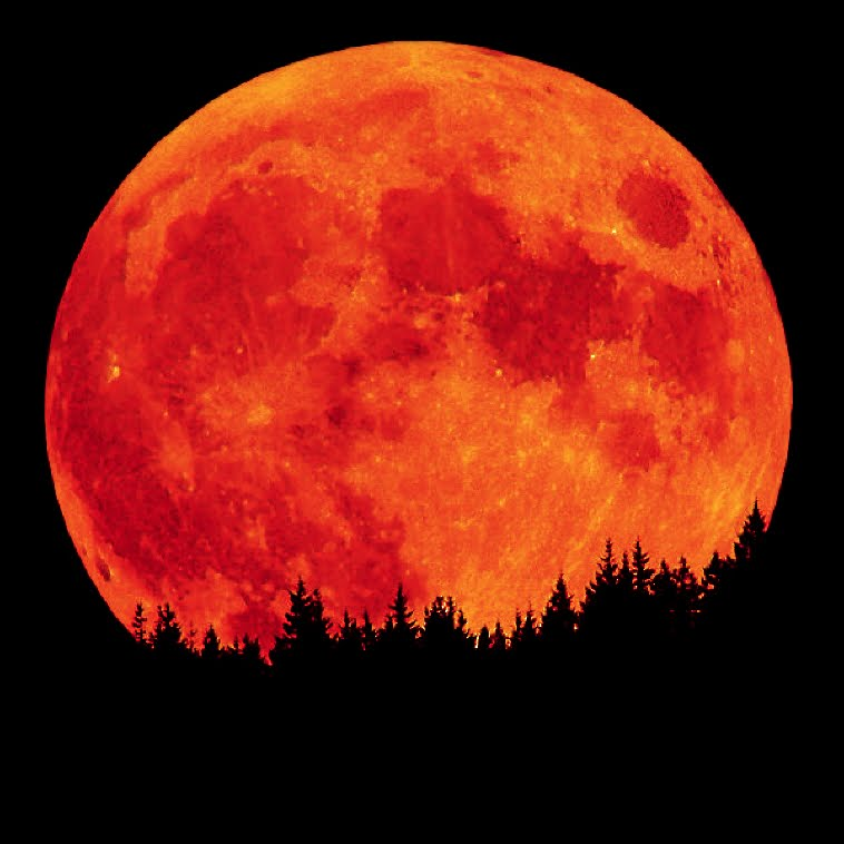 blood red moons - photo #18