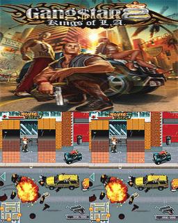 Motion Sensor Gangstar 2 Java Game