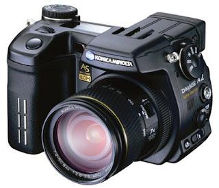 Energetic 2books For Dimage Z5 Camra Binoculars & Telescopes Binocular Cases & Accessories