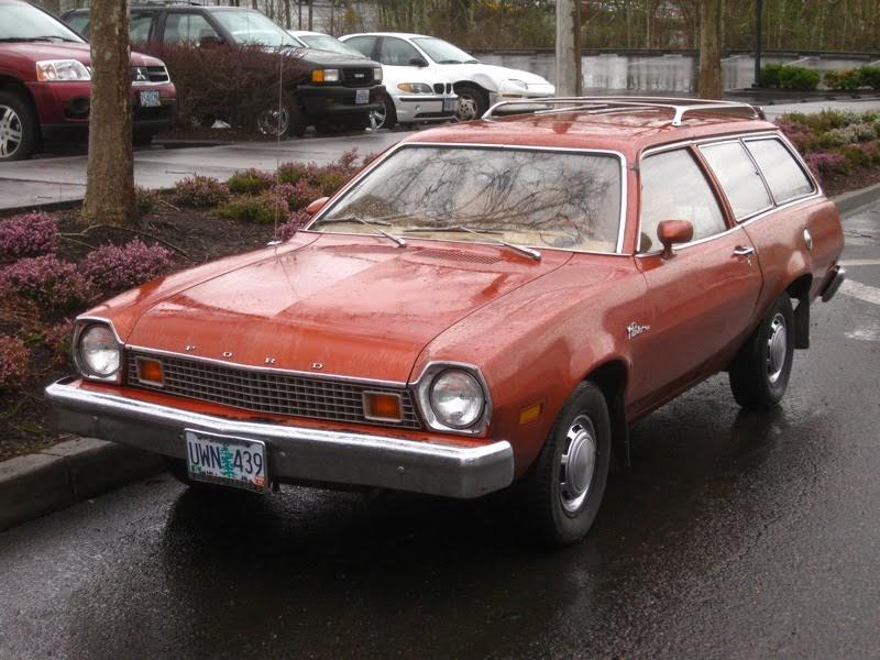 6,500 Miles! 1974 Ford Pinto Esquire Wagon |Pinto Station Wagon