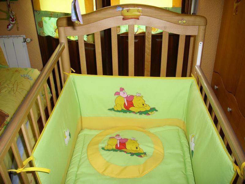 Habitaciones bebe habitacion winnie pooh susana - Habitacion winnie the pooh ...