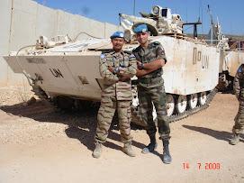 Capt Smith dan Mej Mohd Fadzil