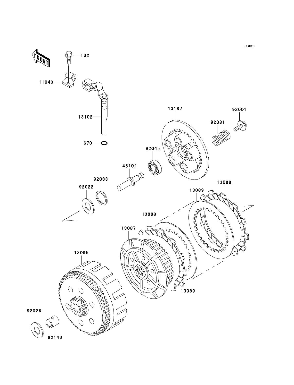 klr 250 1986 wiring diagram