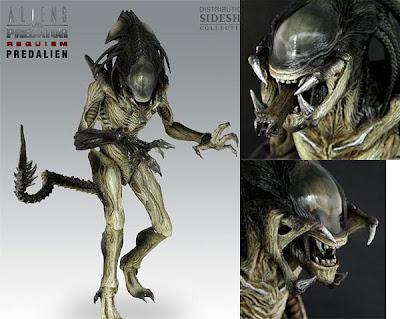 Juguetes Aliens Vs Depredador - Personajes de Cine y