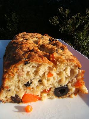 Cake Thon Poivron Sans Gluten