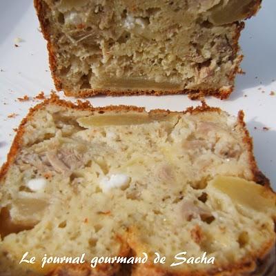 Cake Thon Et Tomates Fra Ef Bf Bdches