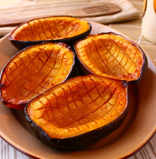 Food Wishes Video Recipes Baked Acorn Squash Youre So