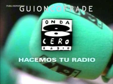 """Nace """"Guión cofrade"""", el blog del veterano programa de Onda cero"""