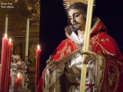 Función a San Juan Evangelista en Santiago