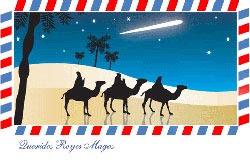 Almería aguarda la visita más ilustre; la de SS.MM. los Reyes Magos de Oriente