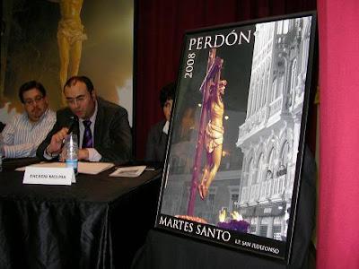 Presentado el cartel del Perdón