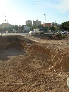 Comienzan las obras en San Luis