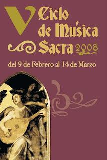 Mañana por la tarde, concierto de Sorbas en la Catedral
